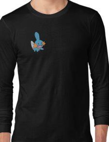 Mudkip Pokemon Long Sleeve T-Shirt