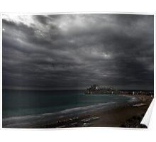 Antes de la tormenta Poster
