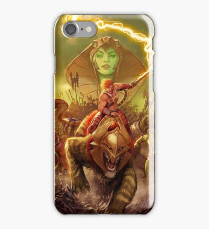 Master Of The Universe iPhone Case/Skin