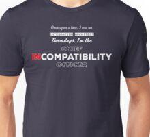 Integration Architect - InCompatibility Officer Unisex T-Shirt