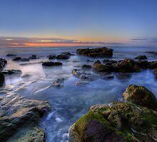 Sunrise on the Sunshine Coast by Steve Bass