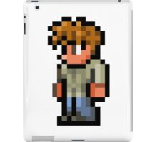 Terraria the guide iPad Case/Skin