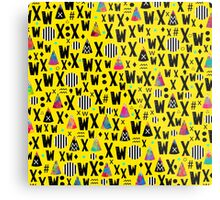 A.A. Y. ix iv Metal Print