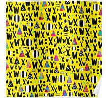 A.A. Y. ix iv Poster