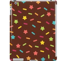 Choclate and Sprinkles  iPad Case/Skin