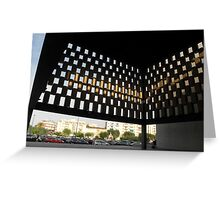 En panal Greeting Card