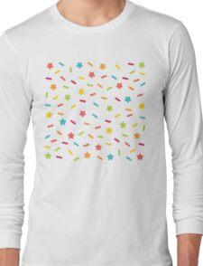 Vanilla and Sprinkles Long Sleeve T-Shirt