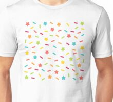 Vanilla and Sprinkles Unisex T-Shirt