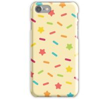 Vanilla and Sprinkles iPhone Case/Skin