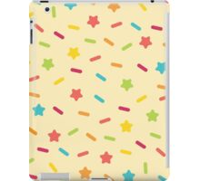 Vanilla and Sprinkles iPad Case/Skin