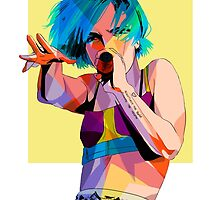 Hayley Williams by maddsaa