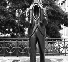 Franz Kafka Statue by ╰⊰✿ℒᵒᶹᵉ Bonita✿⊱╮ Lalonde✿⊱╮