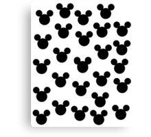 Mickey Canvas Print