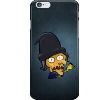 Funny Witch iPhone Case/Skin