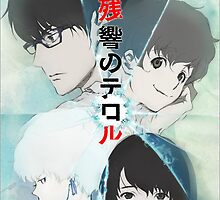Terror in Resonance (Zankyou no Terror) by hayesyo