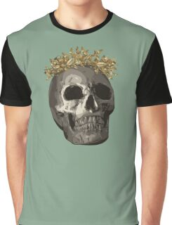 Human skull Graphic T-Shirt