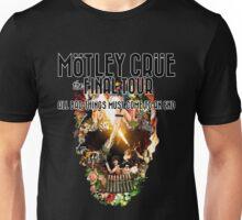 motley crue the final tour 2016 Unisex T-Shirt
