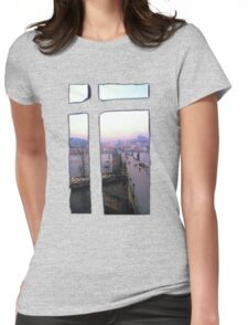 Praha Devotion  Womens Fitted T-Shirt