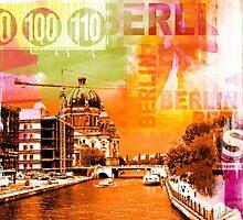 Berlin  by artsandsoul