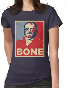 Ken Bone Womens Fitted T-Shirt