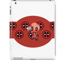 Hail Hydra! Deadpool iPad Case/Skin
