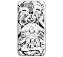 Cthulhu and GiSyS iPhone Case/Skin