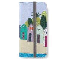 Summer iPhone Wallet/Case/Skin