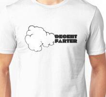 Funny Joking Farting Cartoon Design  Unisex T-Shirt