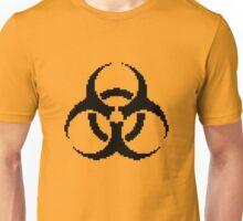 HAZARD 8-bit logo Unisex T-Shirt