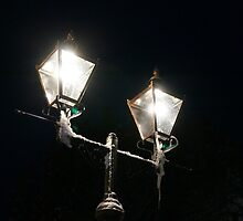 Night lamps by junkgirl