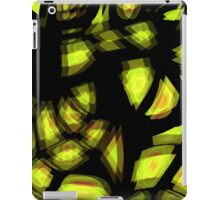 Yellow light iPad Case/Skin