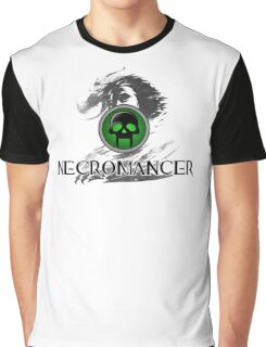 Necromancer - Guild Wars 2 Graphic T-Shirt