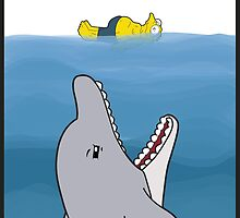 Snorky (Jaws) by Aguvagu