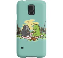 Let's have a picnic Samsung Galaxy Case/Skin