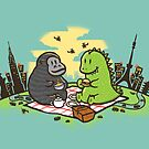 Let's have a picnic by Budi Satria Kwan