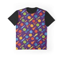 Rockets in space Graphic T-Shirt