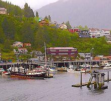 Ketchikan Township, Alaska, 2012. by johnrf