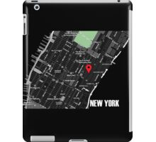 You are in New York iPad Case/Skin