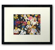 PicknMix Framed Print