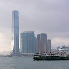 International Commerce Centre Building., Hong Kong, 2012 by johnrf