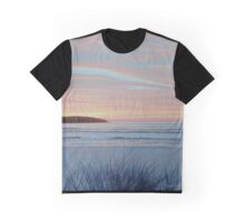 Ocean Sunrise - Australia Graphic T-Shirt