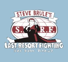 Steve Brule's Last Resort Fighting by Blake McDougall