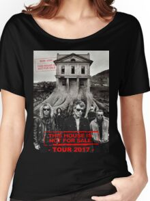 ttoy05 Bon Jovi This House Is Not For Sale Tour 2016 Women's Relaxed Fit T-Shirt