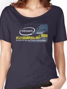 Cool Funny Introverts Unite Party Shirts Women's Relaxed Fit T-Shirt