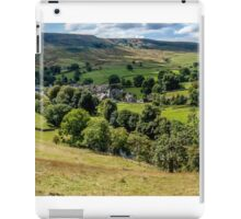 Burnsall Village Yorkshire Dales iPad Case/Skin