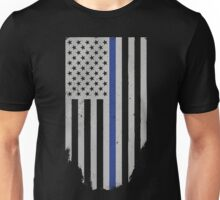 Honor And Respect [Military Tactical Flag] Unisex T-Shirt
