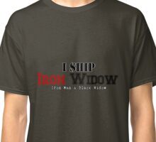 I Ship Iron Widow Classic T-Shirt