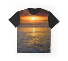 unreal sunset from beal beach Graphic T-Shirt