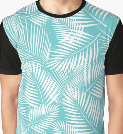 Leaves of palm tree Graphic T-Shirt