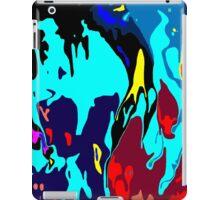 Bathymetric fantasy iPad Case/Skin